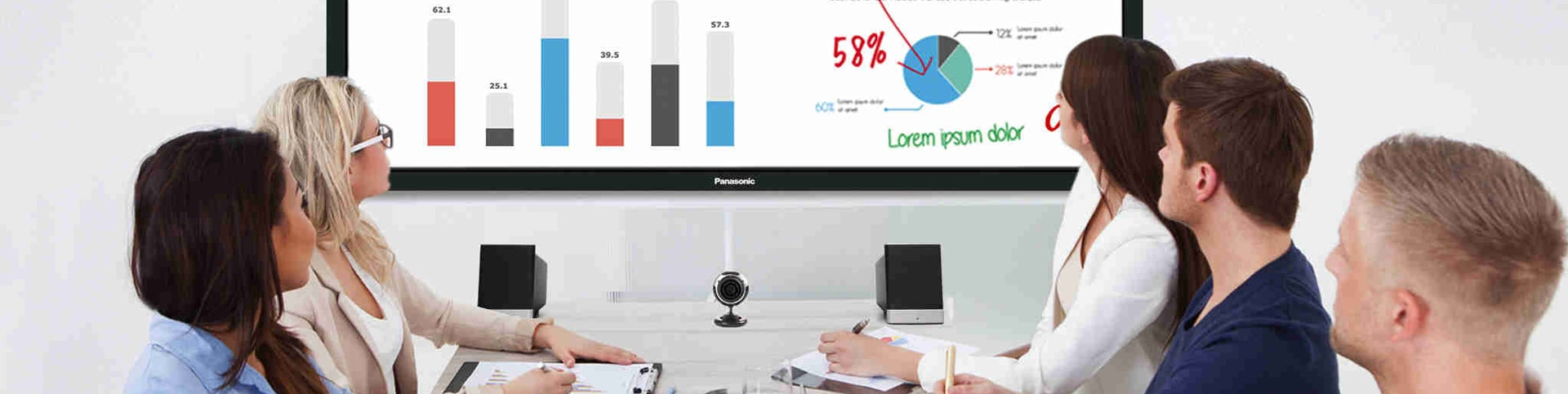 Beamer, Smartboards, Projektoren, Leinwände etc. inkl. fachgerechter Montage, Wartung und Service.
