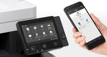 Mehr Produktivität, weniger Kosten – mit dem richtigen Drucker, Fax, Scanner oder Multifunktionsgerät