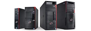 Vitaminspritze für die datenzentrierte Welt: Fujitsu bringt vier neue mobile und stationäre CELSIUS Workstations auf den Markt.